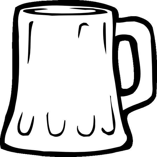 Monochrome clipart mug Download And image Black Beer