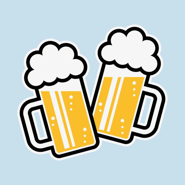 Mug clipart cheer Mug A Glasses Beer TeePublic