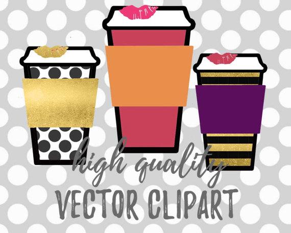 Mug clipart digital Design cup clip clipart coffee