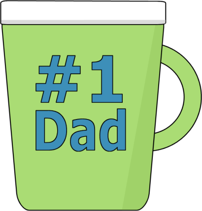 Mug clipart father's day & best Coffee More graphics