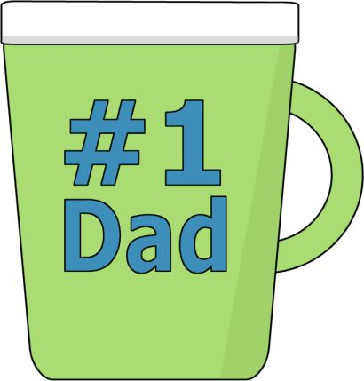 Mug clipart father's day & More graphics father More