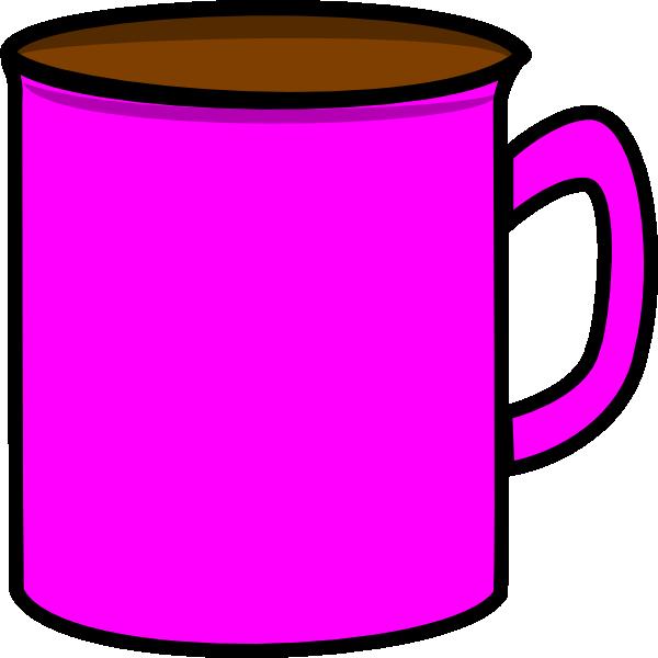 Mug clipart pink Art com as: Mug clip