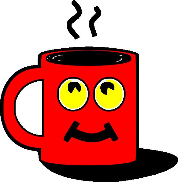 Mug clipart red cup Download online at Mug Clker
