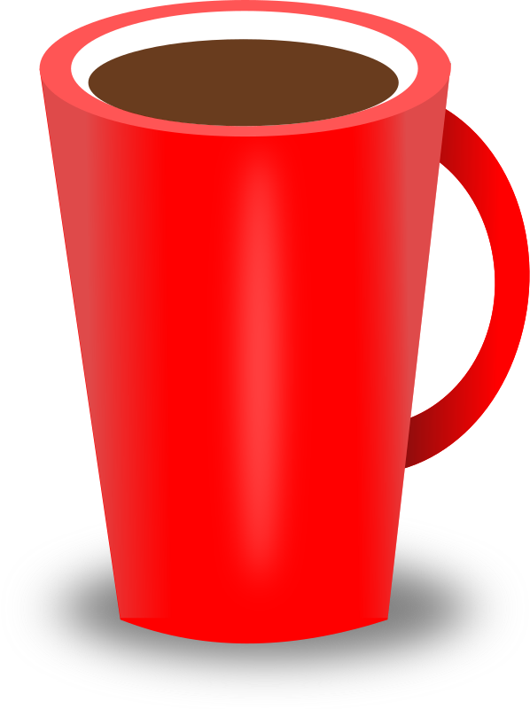 Mug clipart red cup MEDIUM Coffee (PNG) Cup IMAGE