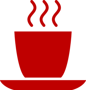 Mug clipart red cup Red clip Clip Red Art