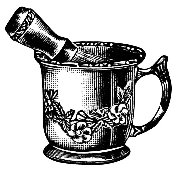Mug clipart set objects In ClipArt: Printable 3 best