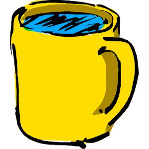 Mug clipart yellow Png gif) cliparts eps Mug