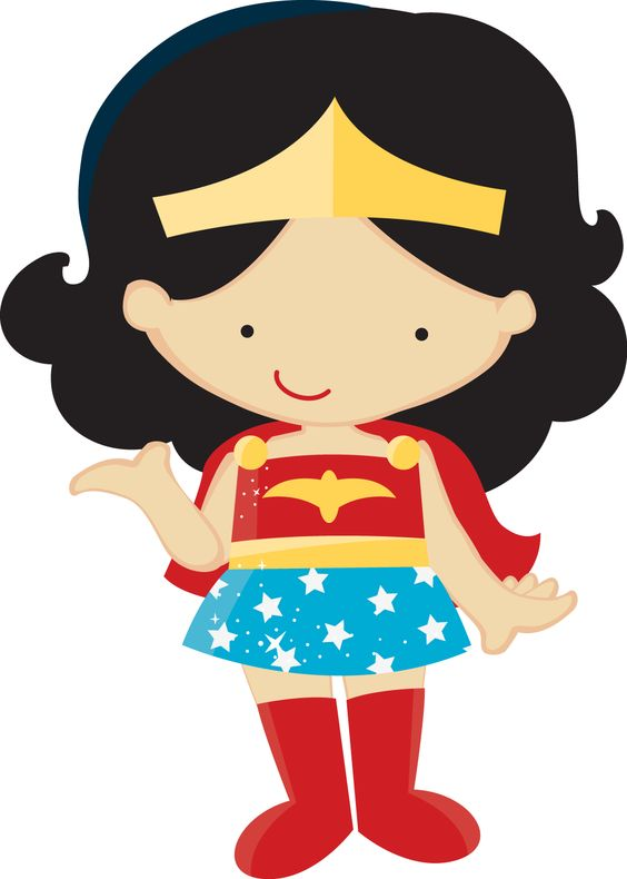 Geek clipart smart woman Maravilla la Wonder Woman de