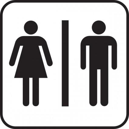 Mujer clipart Man Clipart Panda Man Bathroom Images Free