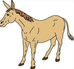 Mule clipart Clipart Mule Mule Free