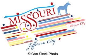 Clip Illustrations 2 banner mule