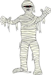 Mummy clipart Mummy Clipartix Free Cartoon Clipart