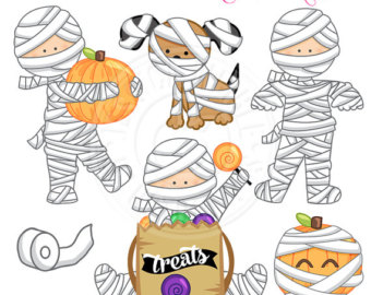 Mommy clipart halloween #3
