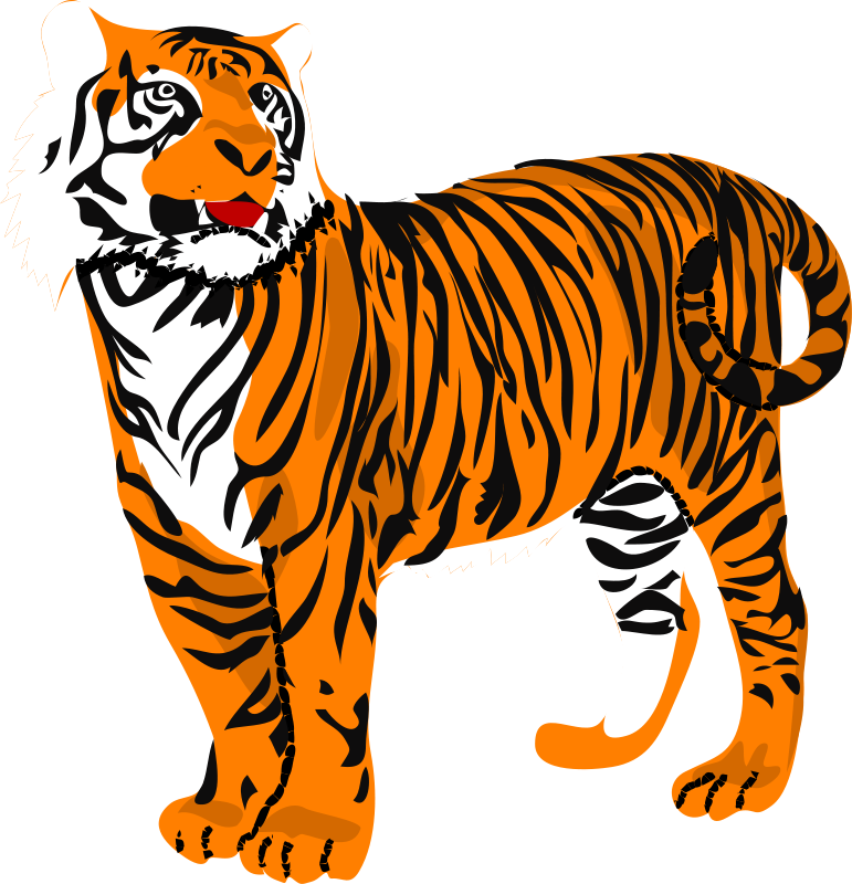Baby Animal clipart tiger tail Clipart Panda Clip clipart Art