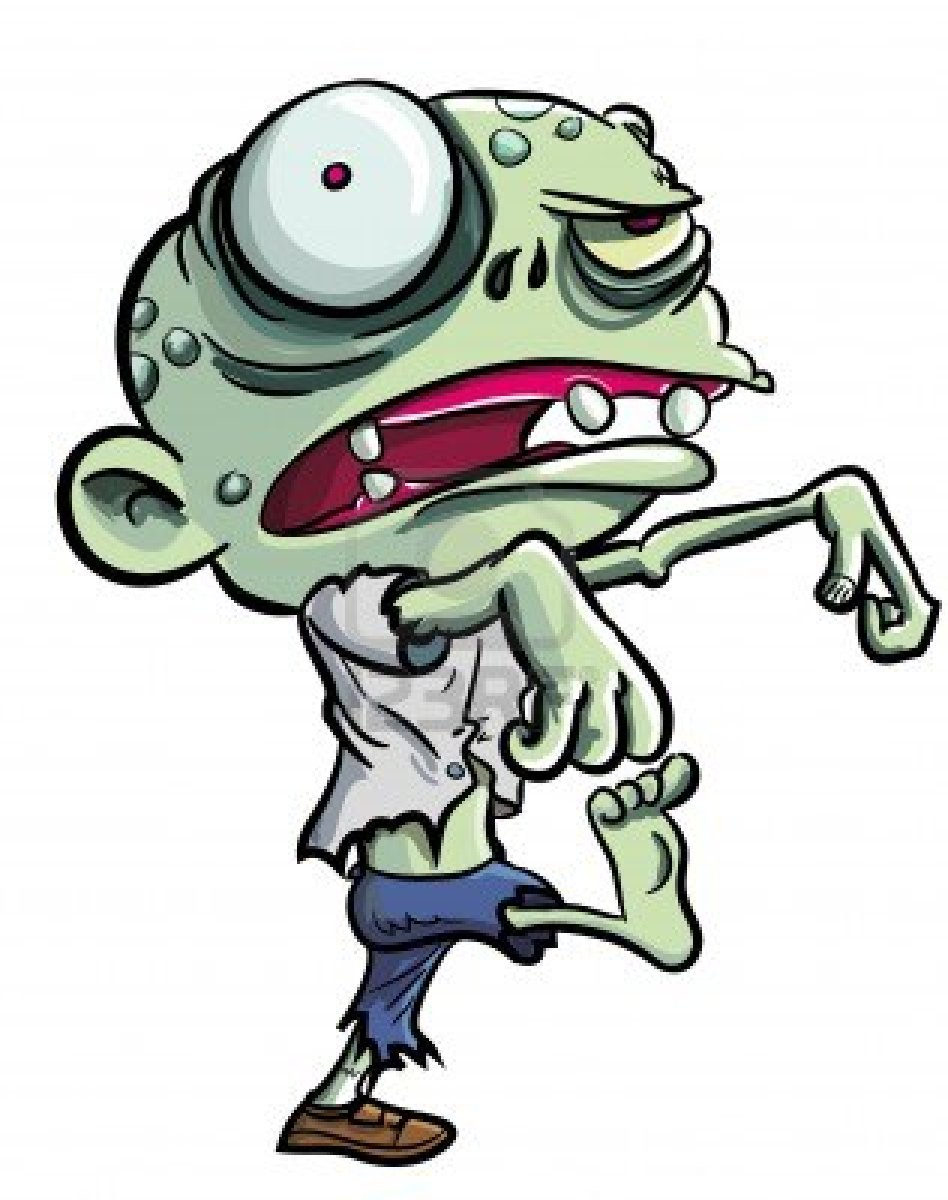 Zombie clipart animated Zombie Pinterest Sketches Emotional Rollercoaster