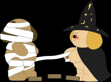 Holydays clipart halloween #10