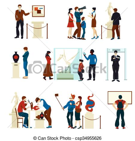 Museum clipart modern architecture Color  In Gallery Icons