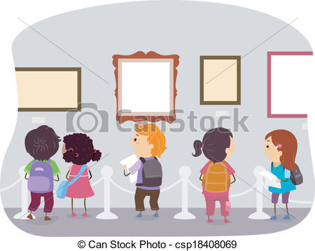 Photography clipart child museum  Art csp18408069 Kids Art