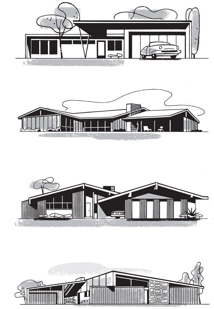 Architecture clipart modern architecture Sketches Find more on 270