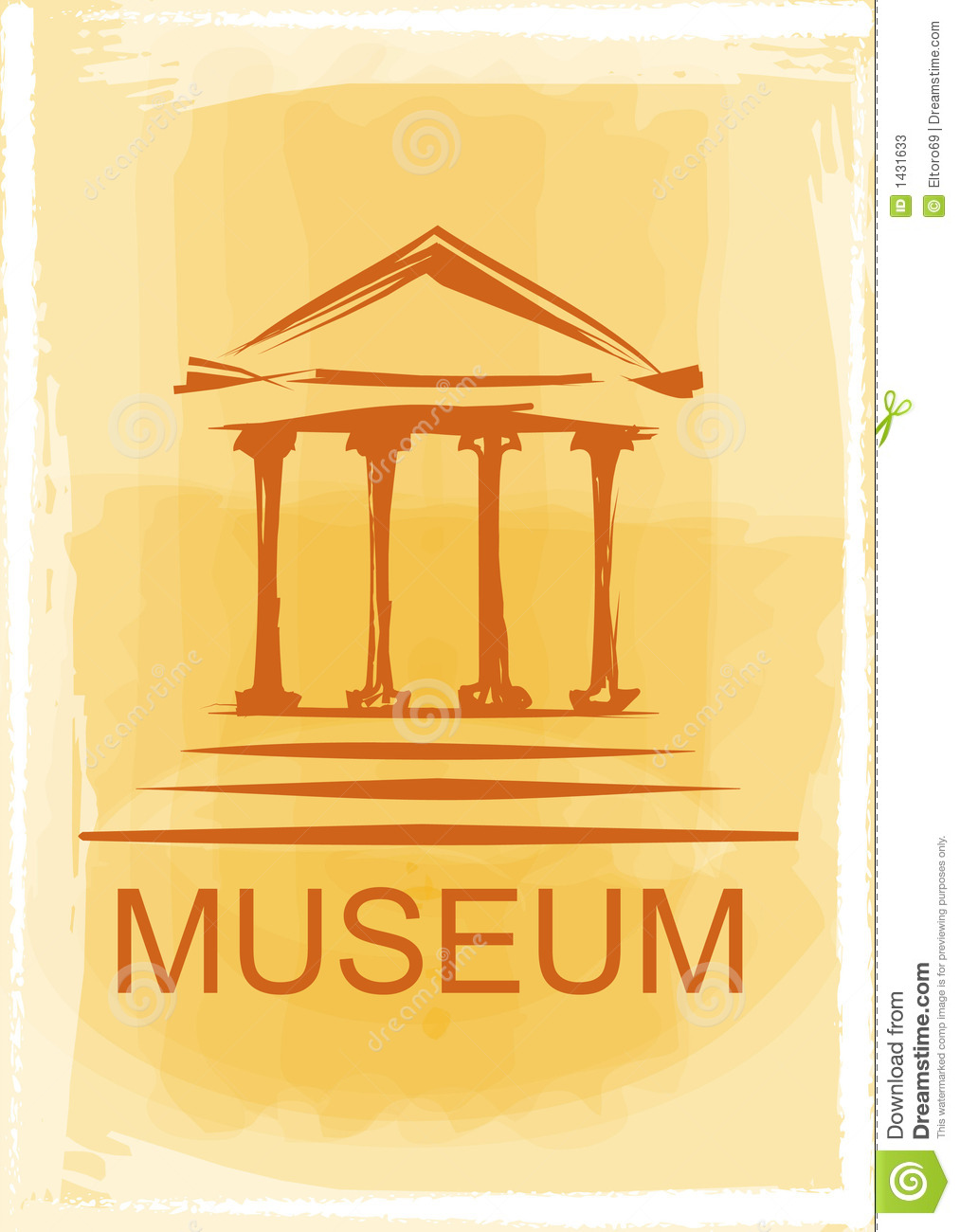 Museum clipart museo #4