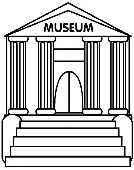 Museum clipart museo #7