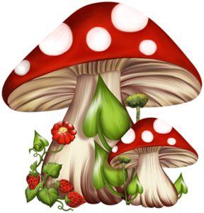 Mushroom clipart alice and wonderland More images MUSHROOM on this