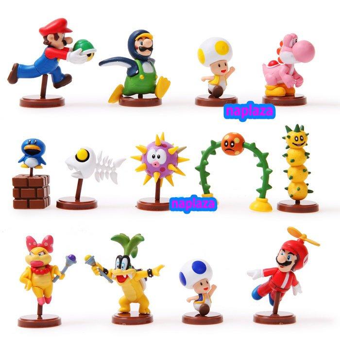Mushroom clipart coloring book Online Mario Bros Bowser Toad