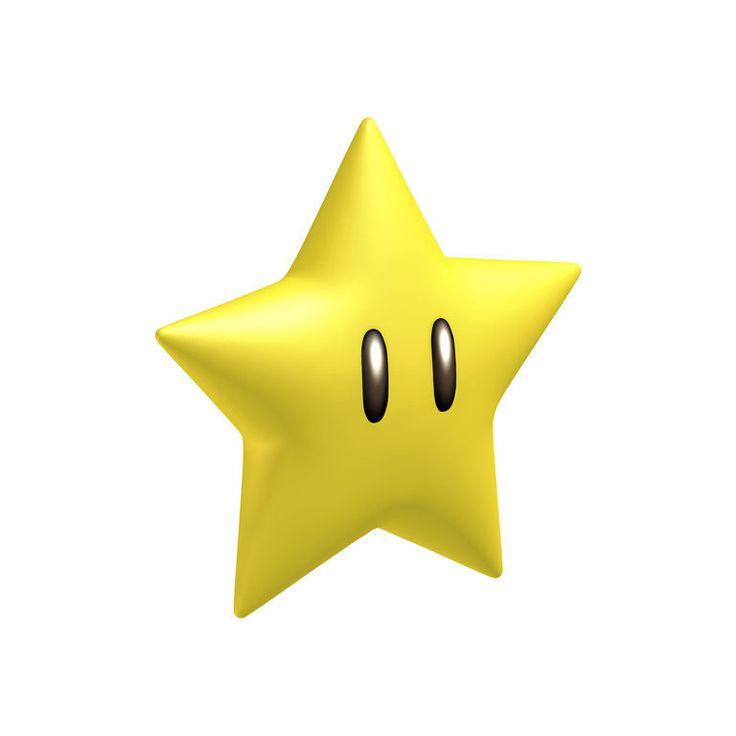 Mushroom clipart mario star Best images Pinterest 191 Mario