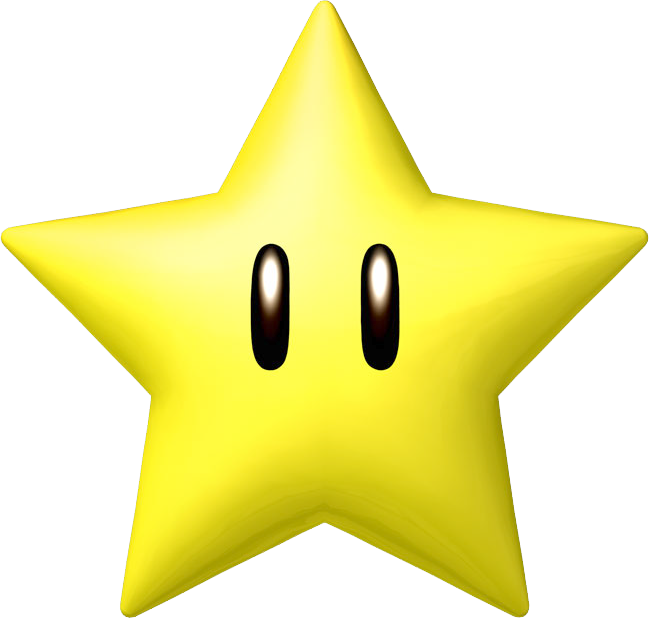 Mushroom clipart mario star Items of Nintendo Wikia items