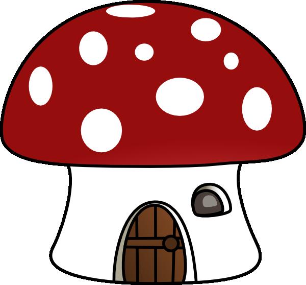 Mushroom clipart smurf Online Mushroom  com as:
