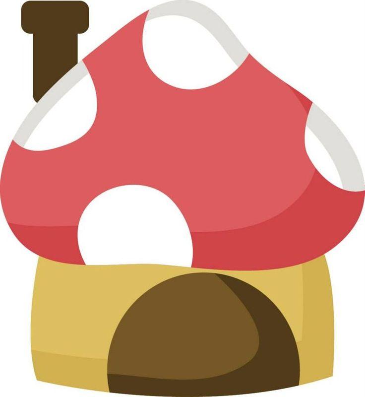 Mushroom clipart smurf Best 61 on Smurfs Minus