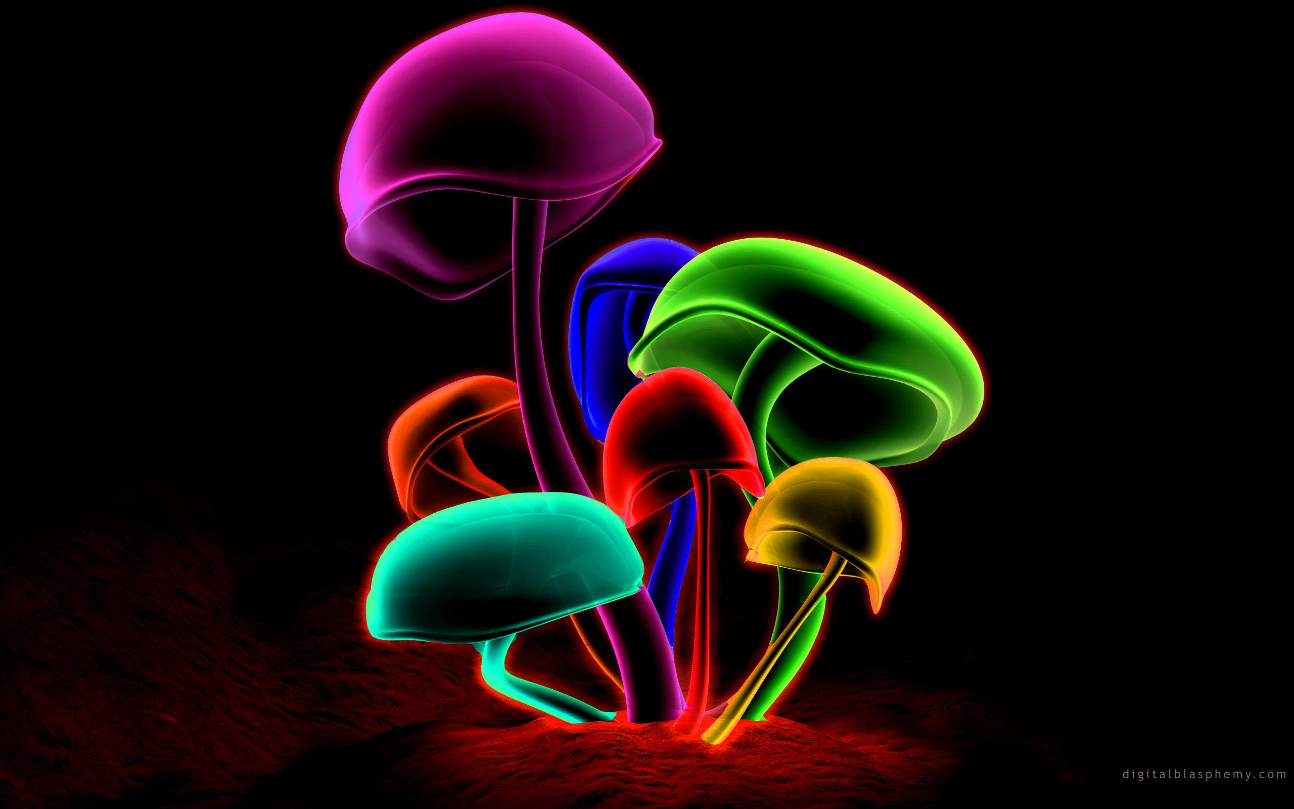 Mushroom clipart wallpaper Wallpaper Wallpapers Desktop 3D Cool