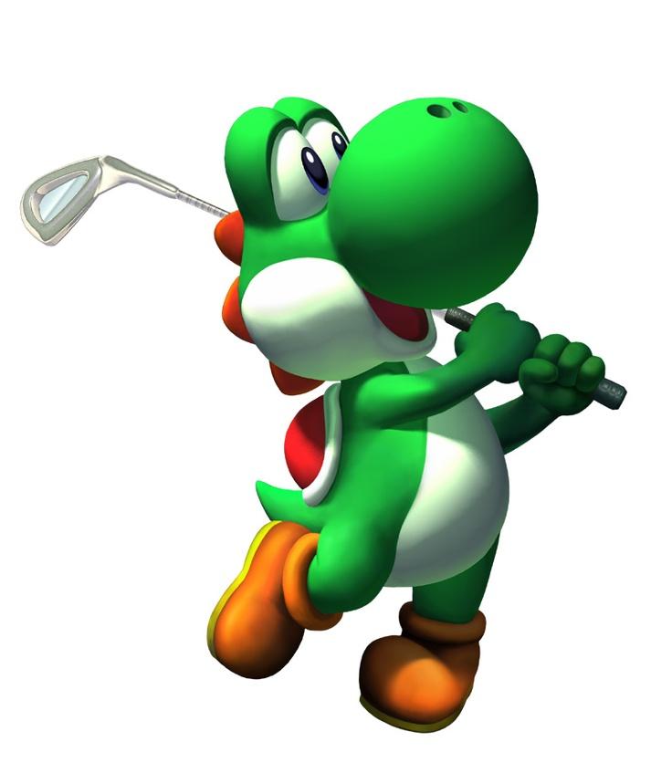 Mushroom clipart yoshi Golf<3 images best Pinterest 39
