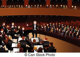 Music clipart classical music A Classical vector Classical