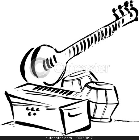 Music clipart classical music Trumpet Eastern Instruments Musical classical