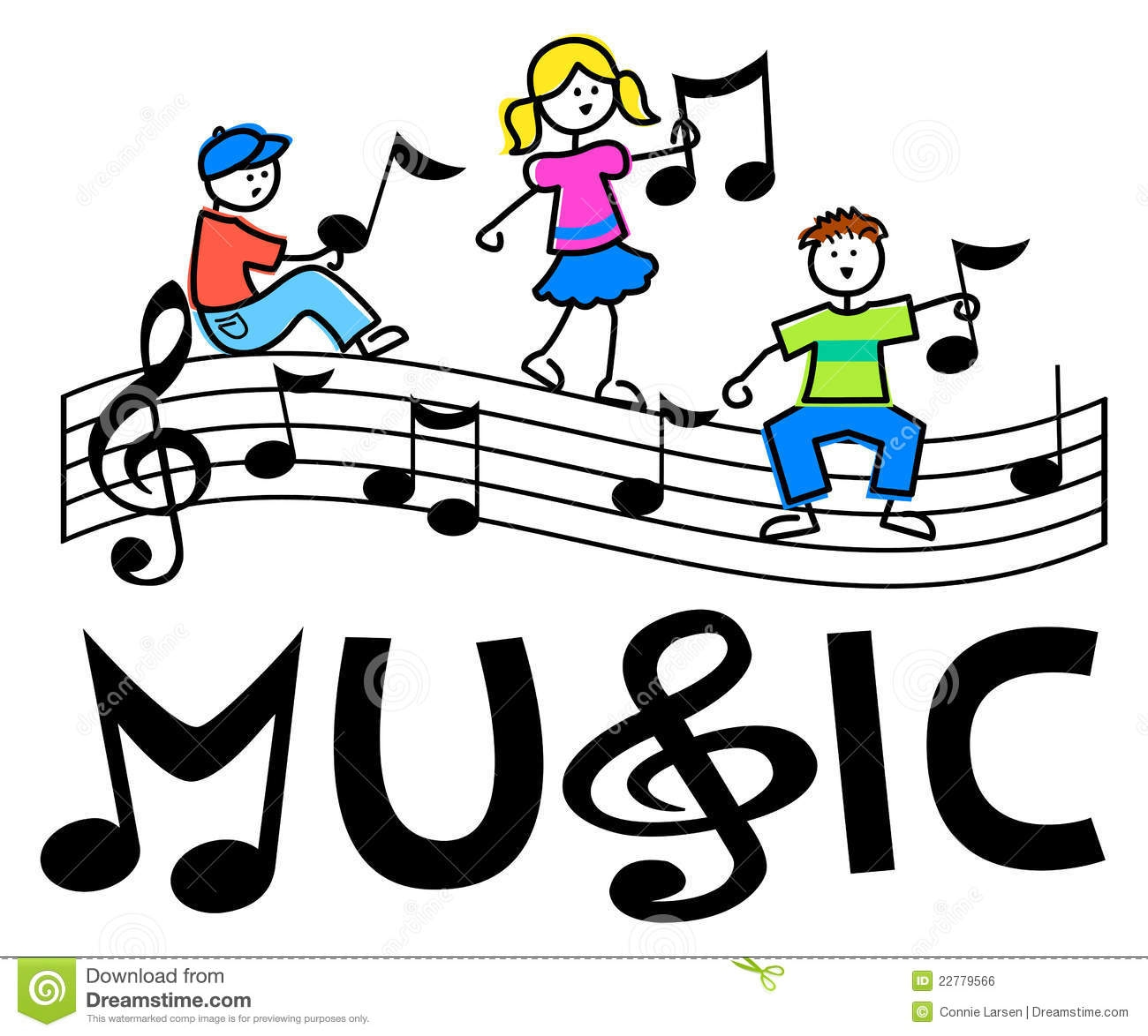 Musical clipart music class Clipartsgram Kids Eps Cartoon Musical