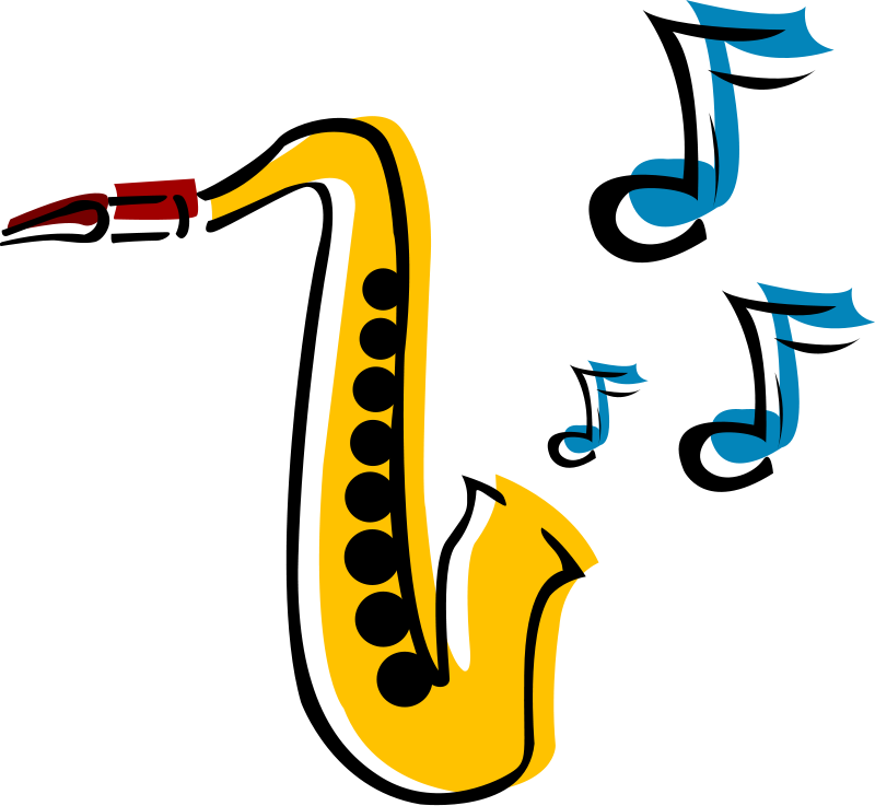 Saxophone clipart blues music Free Images Free Clipart music%20clipart