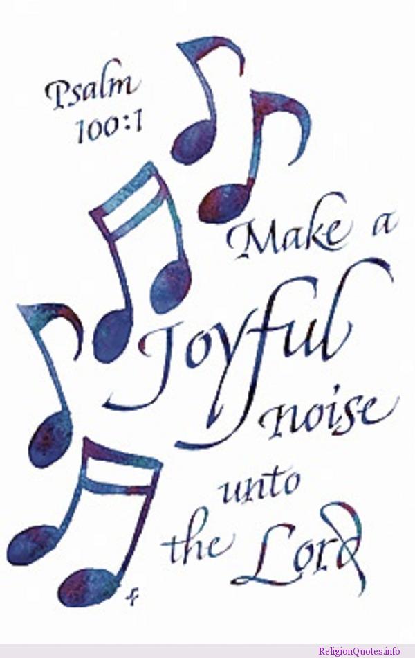 Music clipart joyful Pinterest Y Joyful O christian