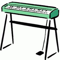 Music clipart keyboard On art Pin Find CLIP