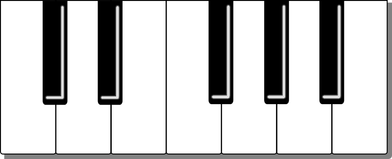 Music clipart keyboard Musical Clip Keyboard Free Pictures