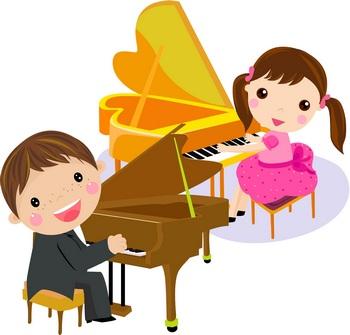 Musician clipart music lesson Little for Music Music Little
