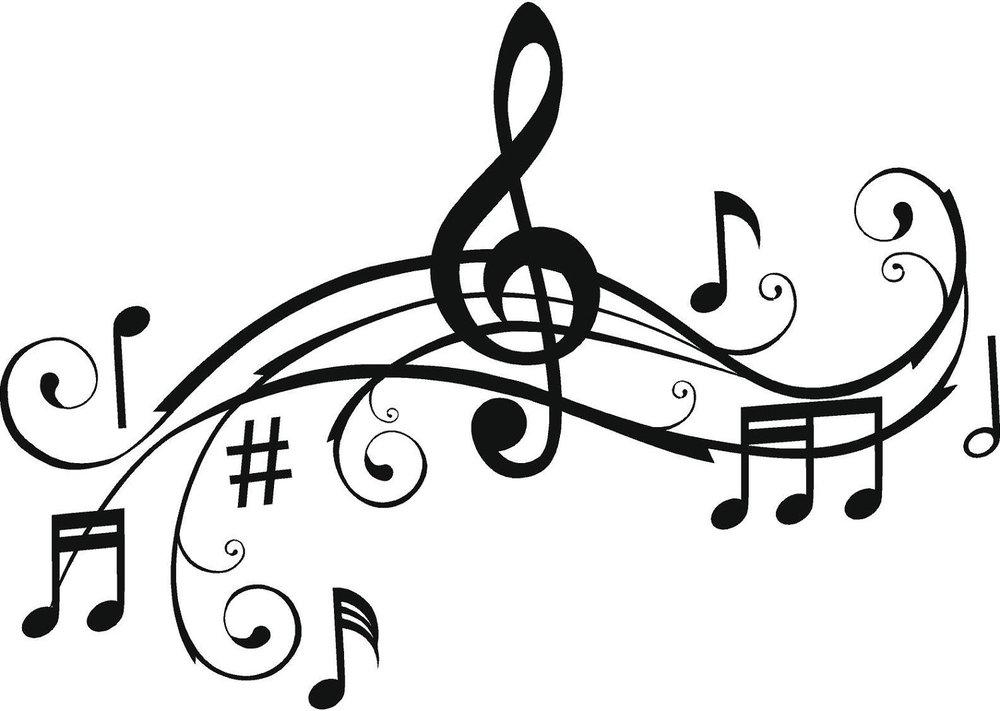 Musical clipart music program #8