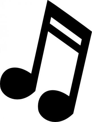 Music clipart nota Canción usará que en la
