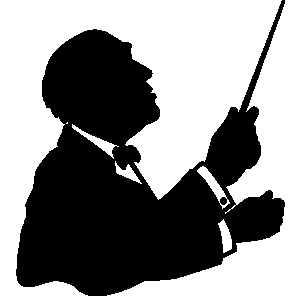 Music clipart orchestra Symphony Free collection concert Orchestra