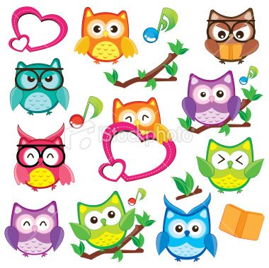Pice clipart cute On Pinterest Owl images Vector
