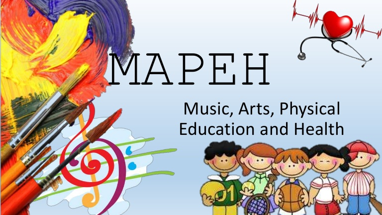 Musician clipart physical education health mapeh  k12 Mapeh
