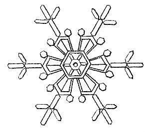 Drawn snowflake cute Vintage Snowflakes Cute Art Graphics