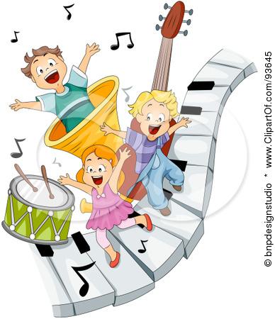 Musical clipart rhythmic #5
