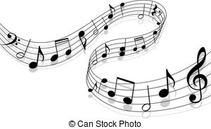 Musical music as Music background