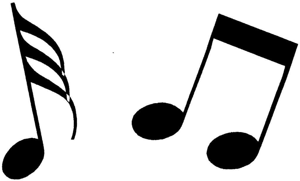 Music Notes clipart Panda Notes Note Clipart Images
